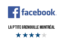 La P'tite Grenouille Montréal